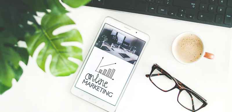 Online marketing, ook voor apps