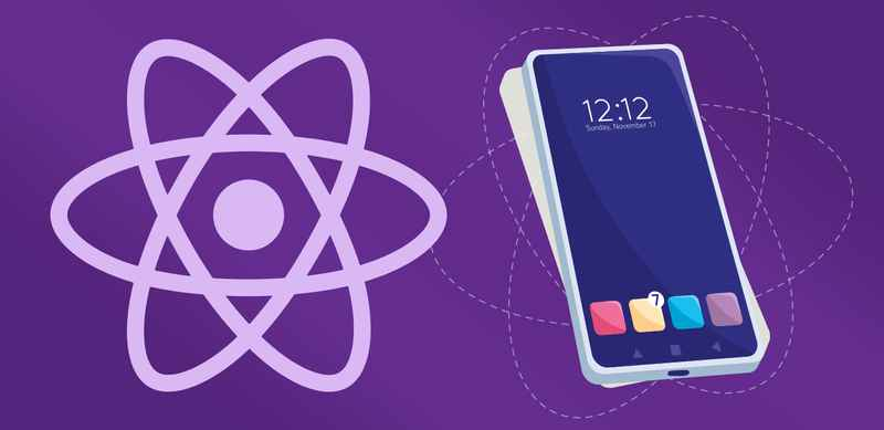 React native for mobile apps